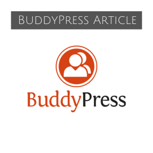 BuddyPress Article Backlink