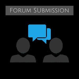 Forum Profile Submission