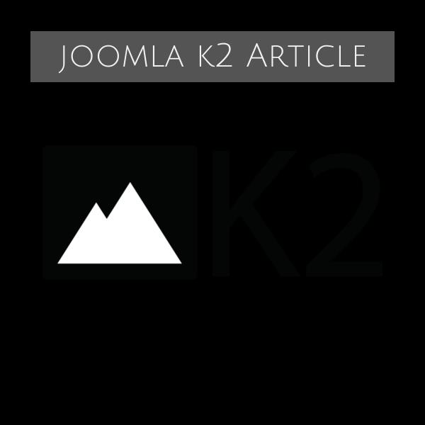 Joomla K2 Article Backlinks